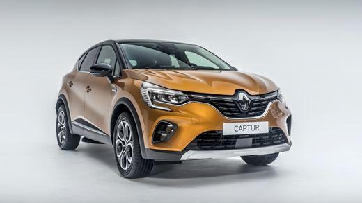 New Renault Capture