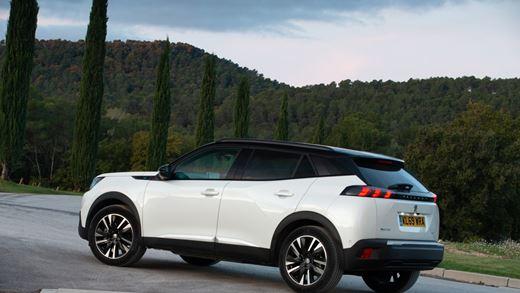 Peugeot 2008 and e-2008 SUV