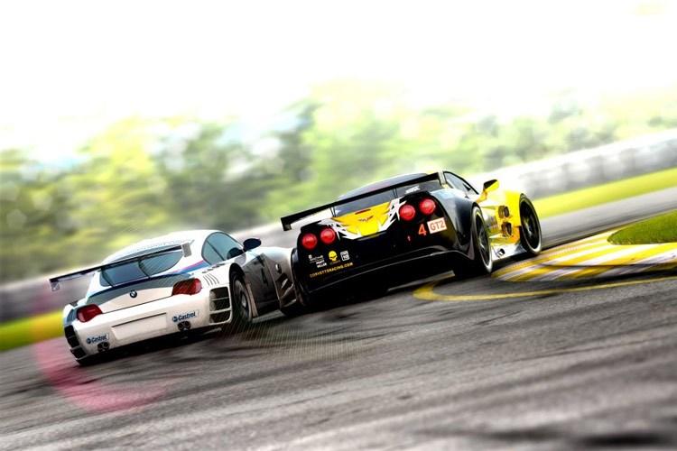 Real Racing 2 (iOS) - 2010