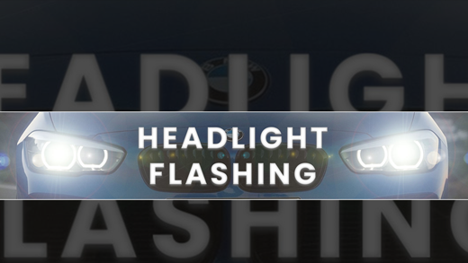 Headlight Flashing