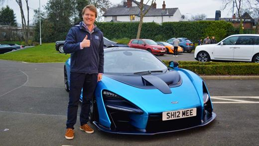 Top 5 Automotive Influencers
