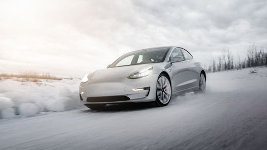Winter Driving Tips presented by Tesla