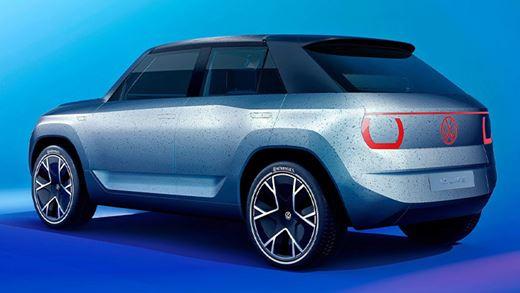 REVEALED: Volkswagen ID. Life Concept