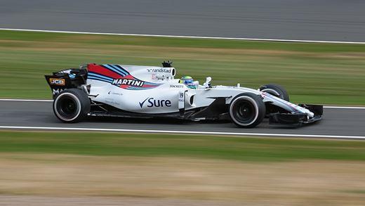 The UK's First F1 Calendar