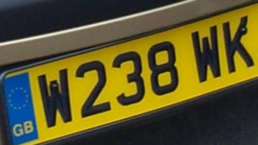 What Happens To Number Plates When A Car Is Scrapped?