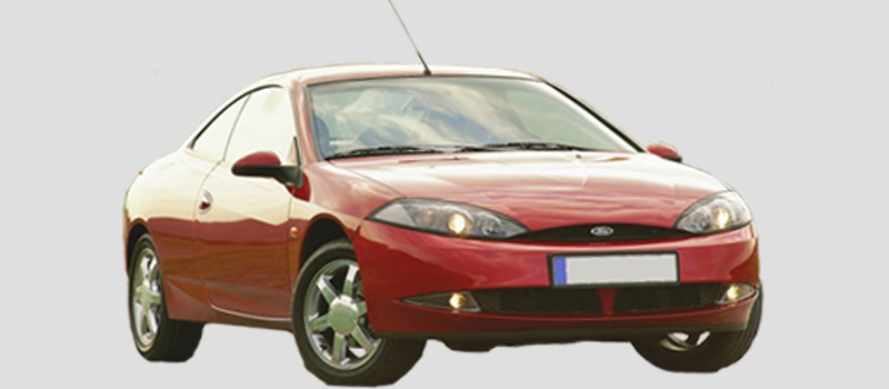 14 - Ford Cougar