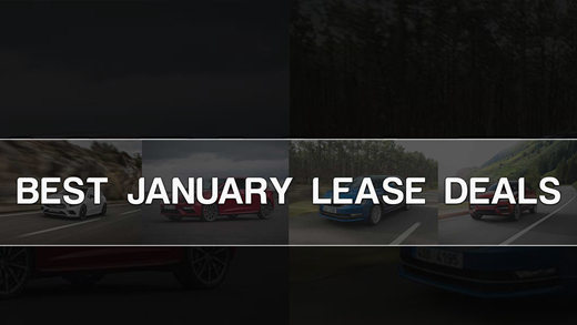 Best January Lease Deals