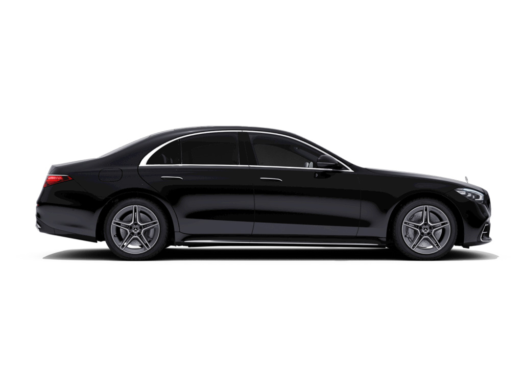 Mercedes-Benz S Class S400d L 4Matic AMG Line Prem + Exec 4dr 9G-Tronic