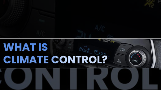 What Is Climate Control?
