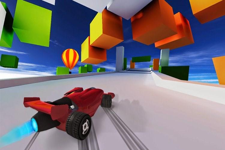 Jet Car Stunts (iOS) - 2009