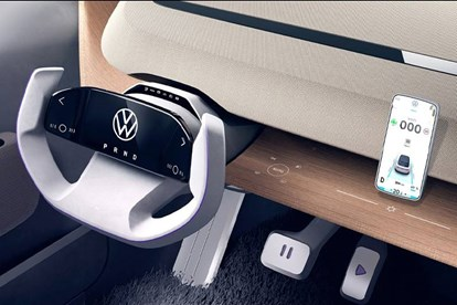 Volkswagen ID Life smartphone app