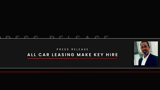 Nigel King swaps PLC life for All Car Leasing