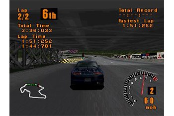 Gran Turismo Gameplay Screenshot