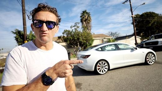Celebrities with eco-friendly cars