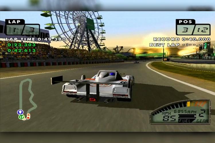 Test Drive Le Mans - 2000