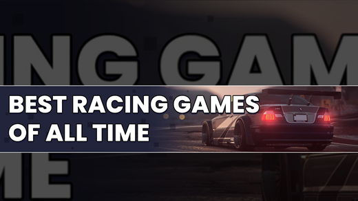 Best Driving Games Of All Time (As Rated By Metacritic)
