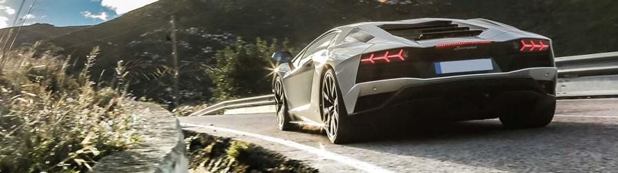 Lamborghini performance