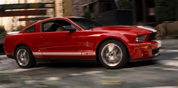 11. I Am Legend- Shelby Mustang