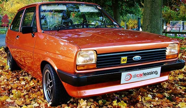 Ford Fiesta Mark 1