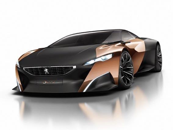 5. 2012 - Peugeot Onyx