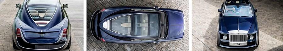 1: Rolls Royce Sweptail - $13 million