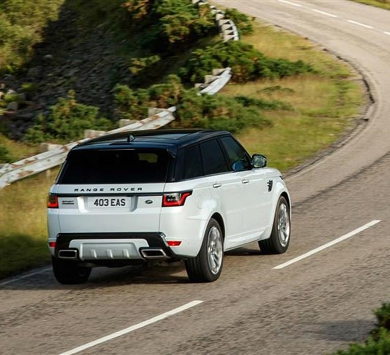 Range Rover Sport Lease Deals UK | All Car Leasing