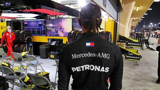 Romain Grosjean has a miracle escape from fireball crash at Bahrain GP