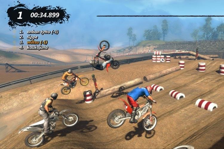 Trials Evolution - 2012