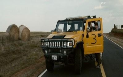 8. Zombieland- H2 Hummer