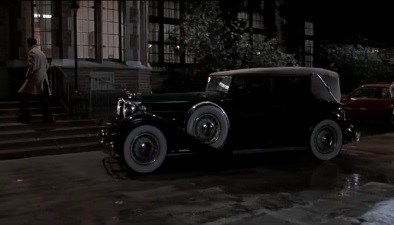 7. Addams Family- 1933 Packard V12